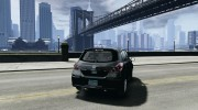 Nissan Versa SL for GTA 4 miniature 4