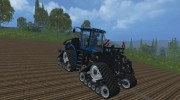 New Holland T9670 Smart Trax for Farming Simulator 2015 miniature 4