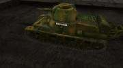 Шкурка для PzKpfw 38H735(f) for World Of Tanks miniature 2