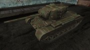 Шкурка для M26 Pershing для World Of Tanks миниатюра 1