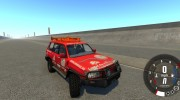 Toyota Land Cruiser 100 for BeamNG.Drive miniature 2