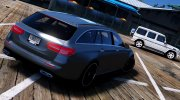 Mercedes-Benz E63 AMG Wagon for GTA 5 miniature 2