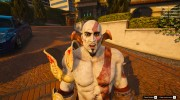 Kratos - God of War III - UPGRADED VERSION 2.0 for GTA 5 miniature 4