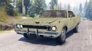 Plymouth Fury III for Spintires 2014 miniature 1