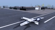 Bombardier Learjet XR 45 for GTA San Andreas miniature 2