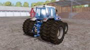 Ford 8630 Dual Rear for Farming Simulator 2015 miniature 3