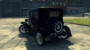 Ford T 1927 for Mafia II miniature 4