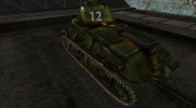 Шкурка для PzKpfw S35 739(f) for World Of Tanks miniature 3