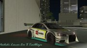 Mitsubishi Lancer Evolution X Trailblazer for GTA Vice City miniature 1