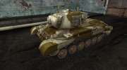 Шкурка для M46 Patton №18 for World Of Tanks miniature 1