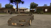 "Toyota Supra Rz ""The Bloody Pearl"" 1998 for GTA San Andreas miniature 1"