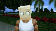 Bot Fan Mask From The Sims 3 для GTA San Andreas миниатюра 2
