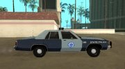 Ford LTD Crown Victoria 1991 Massachusetts for GTA San Andreas miniature 6