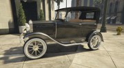 Ford T 1927 Tin Lizzie for GTA 5 miniature 4