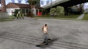 Snowboard for GTA San Andreas miniature 4