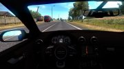 Audi RS3 for Euro Truck Simulator 2 miniature 2
