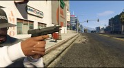 Sig Sauer P228 for GTA 5 miniature 11