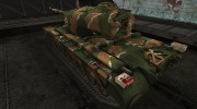 Шкурка для T34 hvy for World Of Tanks miniature 3