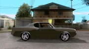 Oldsmobile 442 (Flatout 2) for GTA San Andreas miniature 5