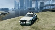 Ford Crown Victoria Police for GTA 4 miniature 1