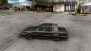 Chrysler New Yorker 1988 для GTA San Andreas миниатюра 2