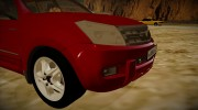Great Wall Hover H2 (2010) for GTA San Andreas miniature 6