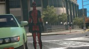 Lady DeadPool [PED] для GTA 4 миниатюра 5