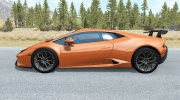 Lamborghini Huracan LP640-4 Performante (LB724) for BeamNG.Drive miniature 2