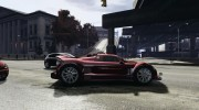 Gumpert Apollo Sport для GTA 4 миниатюра 5