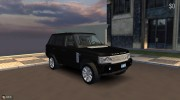 Range Rover Supercharged for Mafia: The City of Lost Heaven miniature 1