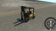 Forklift for BeamNG.Drive miniature 1