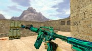 М4А1 Eske for Counter Strike 1.6 miniature 1