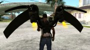 Jetpack from Batman Arkham Origins для GTA San Andreas миниатюра 2