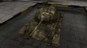 Простой скин M24 Chaffee for World Of Tanks miniature 1