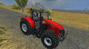 Massey Ferguson 7622 для Farming Simulator 2013 миниатюра 6