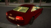 Audi A8 4.2 Quattro for GTA Vice City miniature 2