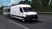 Mercedes-Benz Sprinter 2019 for Euro Truck Simulator 2 miniature 1