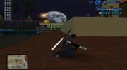 C-HUD by Murashik для GTA San Andreas миниатюра 2