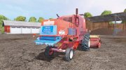 Bizon Z056 v1.1 for Farming Simulator 2015 miniature 2