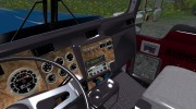 Kenworth W900L for Farming Simulator 2015 miniature 13