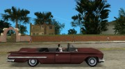 Voodoo Cabrio for GTA Vice City miniature 2
