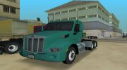 Peterbilt 579 for GTA Vice City miniature 1