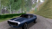 AMC Javelin AMX 401 1971 for GTA San Andreas miniature 1