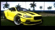 (MVL) Volvo Polestar 1 V1 for GTA Vice City miniature 1