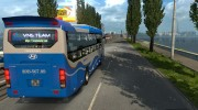 Hyundai Universe for Euro Truck Simulator 2 miniature 4