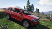 2013 Chevrolet Captiva for GTA 5 miniature 2