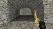 Deagle Gold Scorpion for Counter Strike 1.6 miniature 2