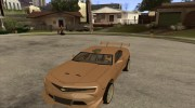 Chevrolet Camaro for GTA San Andreas miniature 1