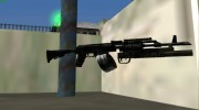 AKM Modern M203 for GTA San Andreas miniature 1