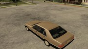 Mercedes Benz 500 SE W140 for GTA San Andreas miniature 3